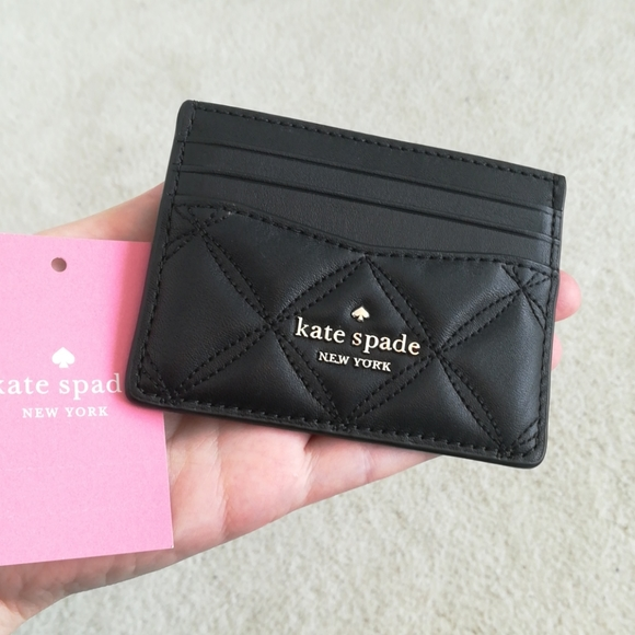 *NEW* Kate Spade Natalia small slim card holder